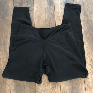 Express One Eleven M Black Soft Leggings